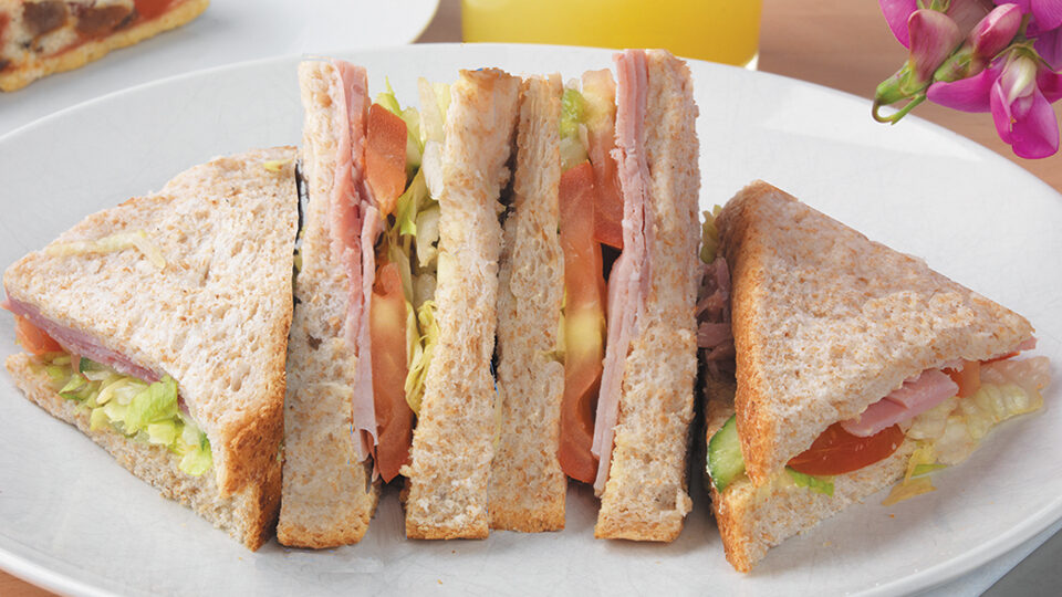 Sandwiches and light meals